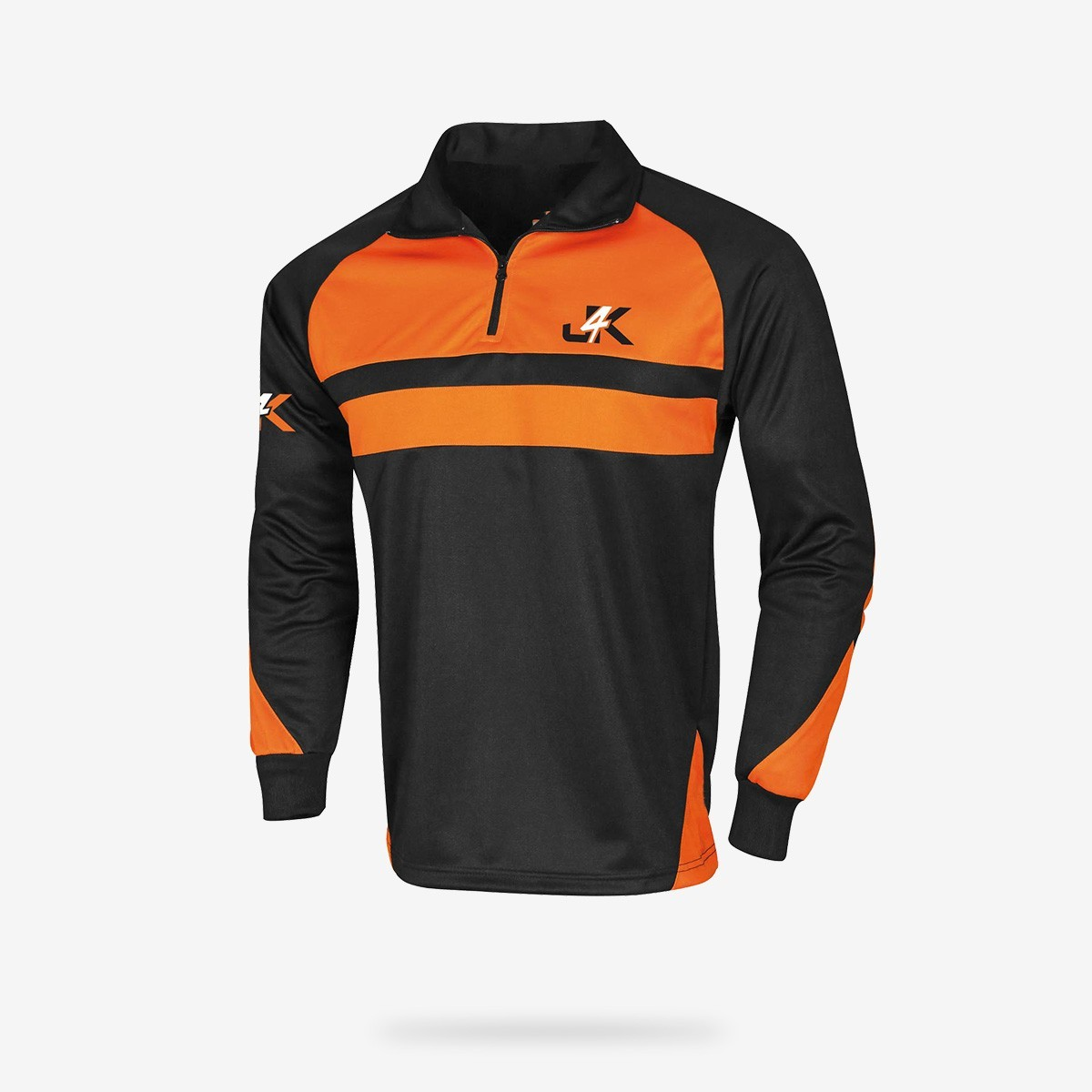 Goalkeeper Tracksuit Top (Half-Zip) Adult