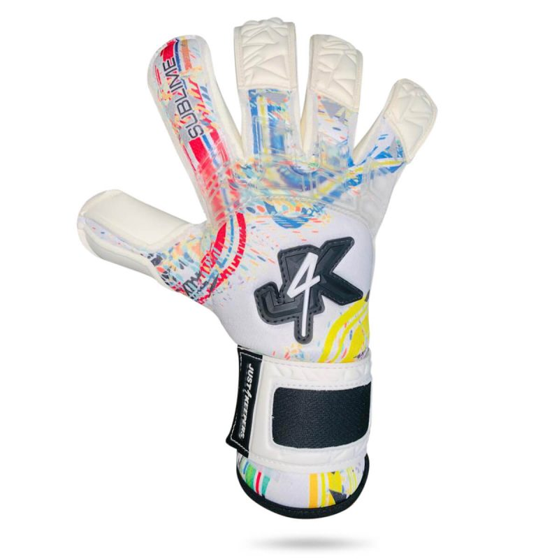 J4K Sublime Pro Roll Just4Keepers Juniors Goalkeeper Gloves Youth Punch-1