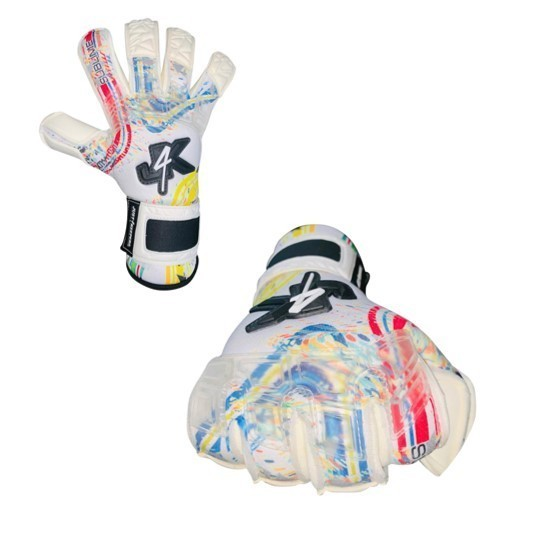 J4K Sublime Pro Roll Just4Keepers Juniors Goalkeeper Gloves Youth Punch-3