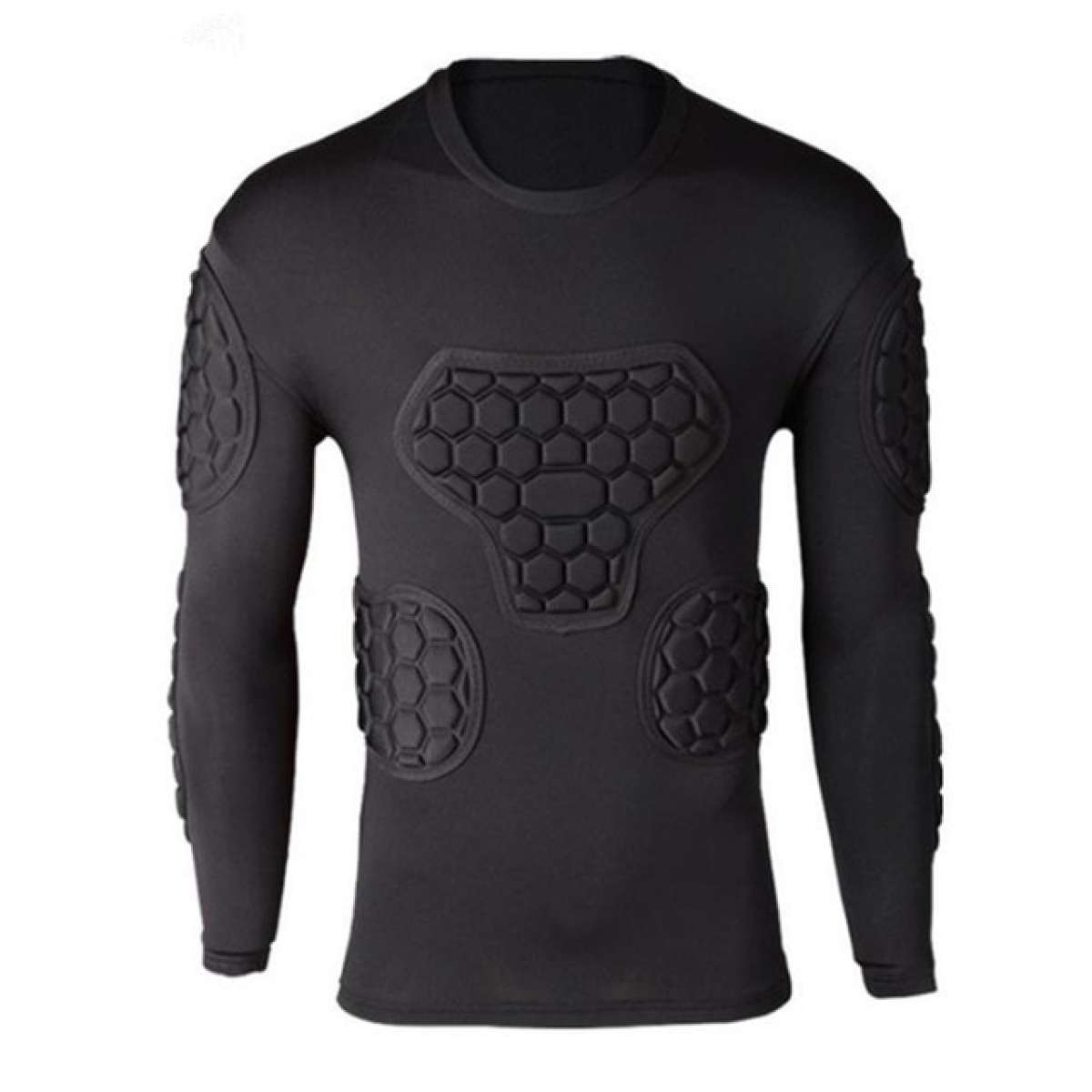 Padded Protective Goalkeeper Under Jersey