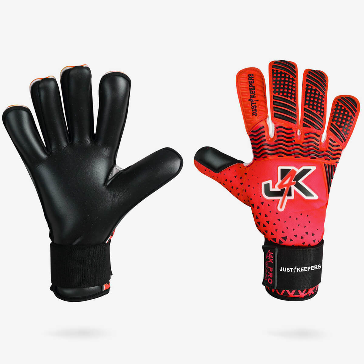 red adult J4K Revo Negative Cut